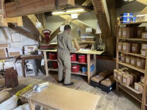 Jan Adema's molenwinkel